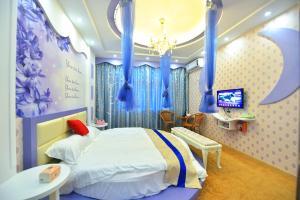 Zhaoxiahong Art hotel, Alloggi in famiglia  Wujiaqiao - big - 65