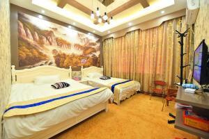 Zhaoxiahong Art hotel, Alloggi in famiglia  Wujiaqiao - big - 66