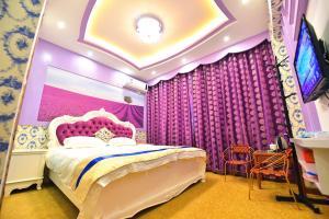 Zhaoxiahong Art hotel, Alloggi in famiglia  Wujiaqiao - big - 59