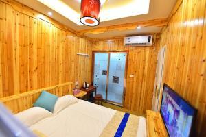 Zhaoxiahong Art hotel, Alloggi in famiglia  Wujiaqiao - big - 67