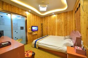 Zhaoxiahong Art hotel, Alloggi in famiglia  Wujiaqiao - big - 70