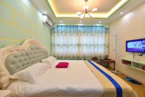 Zhaoxiahong Art hotel, Alloggi in famiglia  Wujiaqiao - big - 71