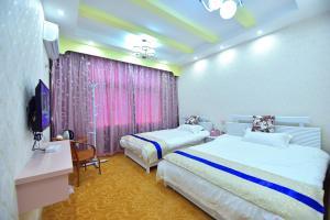 Zhaoxiahong Art hotel, Alloggi in famiglia  Wujiaqiao - big - 72