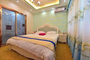 Zhaoxiahong Art hotel, Alloggi in famiglia  Wujiaqiao - big - 73
