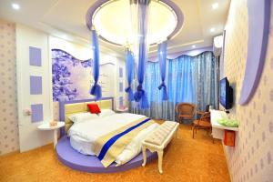Zhaoxiahong Art hotel, Alloggi in famiglia  Wujiaqiao - big - 74
