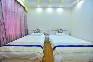 Zhaoxiahong Art hotel, Alloggi in famiglia  Wujiaqiao - big - 77
