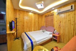 Zhaoxiahong Art hotel, Alloggi in famiglia  Wujiaqiao - big - 78