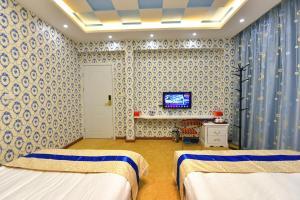 Zhaoxiahong Art hotel, Alloggi in famiglia  Wujiaqiao - big - 80