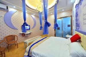 Zhaoxiahong Art hotel, Alloggi in famiglia  Wujiaqiao - big - 83