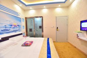 Zhaoxiahong Art hotel, Alloggi in famiglia  Wujiaqiao - big - 84