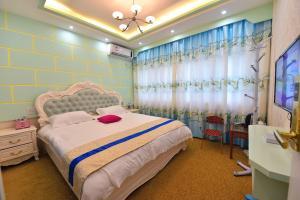 Zhaoxiahong Art hotel, Alloggi in famiglia  Wujiaqiao - big - 86