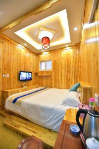 Zhaoxiahong Art hotel, Alloggi in famiglia  Wujiaqiao - big - 87