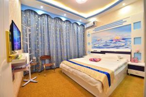 Zhaoxiahong Art hotel, Alloggi in famiglia  Wujiaqiao - big - 58