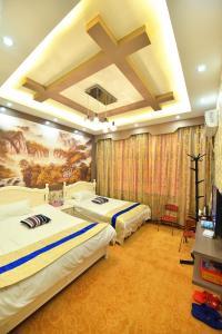 Zhaoxiahong Art hotel, Alloggi in famiglia  Wujiaqiao - big - 89