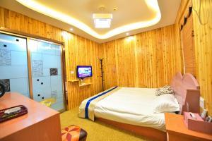 Zhaoxiahong Art hotel, Alloggi in famiglia  Wujiaqiao - big - 90