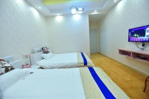 Zhaoxiahong Art hotel, Alloggi in famiglia  Wujiaqiao - big - 94