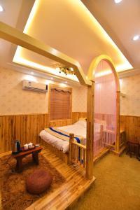 Zhaoxiahong Art hotel, Alloggi in famiglia  Wujiaqiao - big - 96
