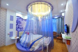 Zhaoxiahong Art hotel, Alloggi in famiglia  Wujiaqiao - big - 97