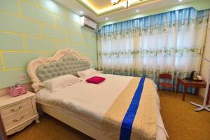 Zhaoxiahong Art hotel, Alloggi in famiglia  Wujiaqiao - big - 99