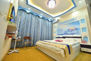 Zhaoxiahong Art hotel, Alloggi in famiglia  Wujiaqiao - big - 103