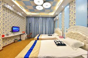 Zhaoxiahong Art hotel, Alloggi in famiglia  Wujiaqiao - big - 104