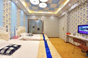 Zhaoxiahong Art hotel, Alloggi in famiglia  Wujiaqiao - big - 106
