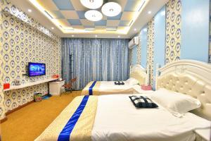 Zhaoxiahong Art hotel, Alloggi in famiglia  Wujiaqiao - big - 107