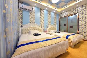Zhaoxiahong Art hotel, Alloggi in famiglia  Wujiaqiao - big - 108