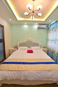 Zhaoxiahong Art hotel, Alloggi in famiglia  Wujiaqiao - big - 109