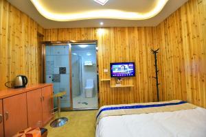 Zhaoxiahong Art hotel, Homestays  Wujiaqiao - big - 184