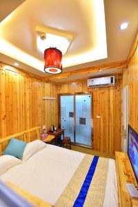 Zhaoxiahong Art hotel, Homestays  Wujiaqiao - big - 179