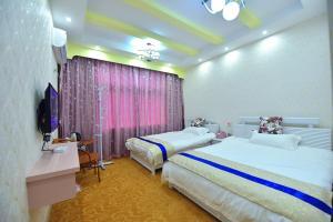 Zhaoxiahong Art hotel, Homestays  Wujiaqiao - big - 174