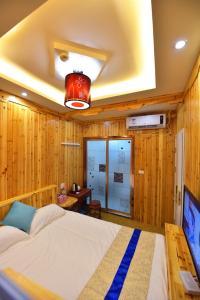 Zhaoxiahong Art hotel, Homestays  Wujiaqiao - big - 162