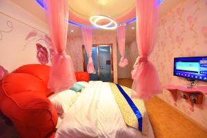 Zhaoxiahong Art hotel, Homestays  Wujiaqiao - big - 159