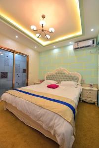 Zhaoxiahong Art hotel, Homestays  Wujiaqiao - big - 158