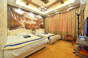 Zhaoxiahong Art hotel, Homestays  Wujiaqiao - big - 157