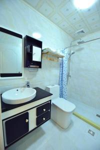 Zhaoxiahong Art hotel, Alloggi in famiglia  Wujiaqiao - big - 54