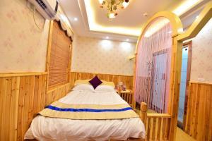 Zhaoxiahong Art hotel, Alloggi in famiglia  Wujiaqiao - big - 52