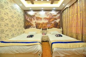 Zhaoxiahong Art hotel, Alloggi in famiglia  Wujiaqiao - big - 33