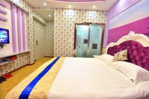 Zhaoxiahong Art hotel, Alloggi in famiglia  Wujiaqiao - big - 32