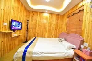 Zhaoxiahong Art hotel, Alloggi in famiglia  Wujiaqiao - big - 30