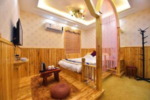 Zhaoxiahong Art hotel, Alloggi in famiglia  Wujiaqiao - big - 27