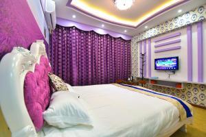 Zhaoxiahong Art hotel, Alloggi in famiglia  Wujiaqiao - big - 46