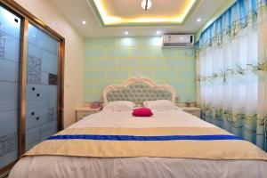 Zhaoxiahong Art hotel, Alloggi in famiglia  Wujiaqiao - big - 43