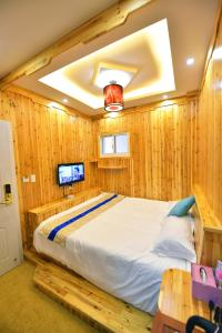 Zhaoxiahong Art hotel, Alloggi in famiglia  Wujiaqiao - big - 35