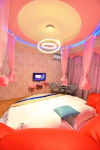 Zhaoxiahong Art hotel, Alloggi in famiglia  Wujiaqiao - big - 17