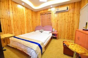 Zhaoxiahong Art hotel, Alloggi in famiglia  Wujiaqiao - big - 14