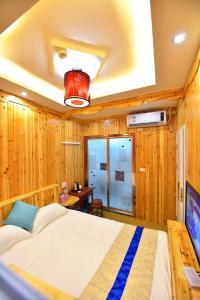 Zhaoxiahong Art hotel, Alloggi in famiglia  Wujiaqiao - big - 34