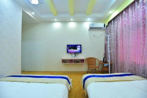 Zhaoxiahong Art hotel, Alloggi in famiglia  Wujiaqiao - big - 19