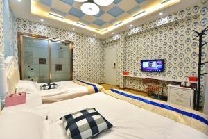 Zhaoxiahong Art hotel, Alloggi in famiglia  Wujiaqiao - big - 13